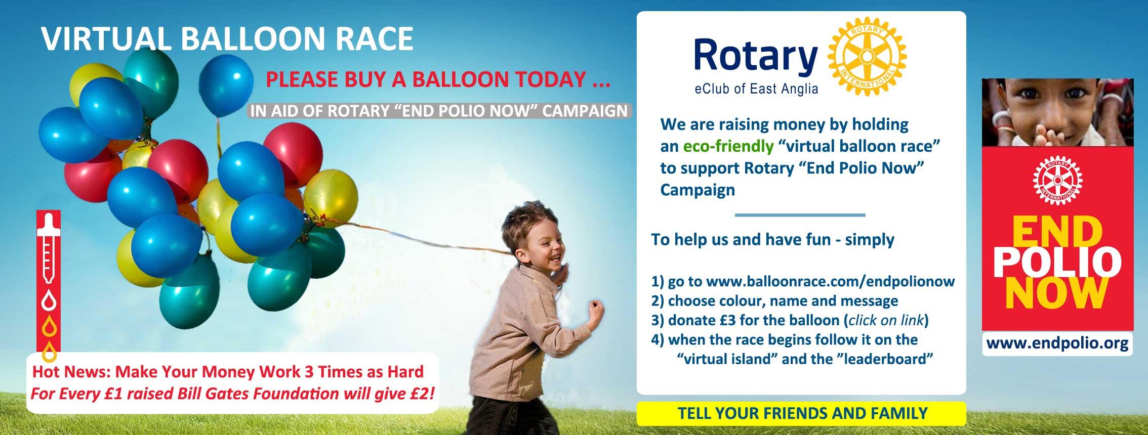 Rotary Baloon